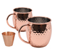 High Quality Beer Cup moscow mule copper mugs box gift set