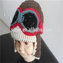 Manufacturer of crochet beanie hat , handmade crochet hats for sales