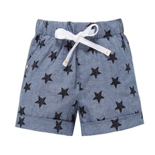 ins 2017 new summer cotton shorts brand children's clothing boy pants