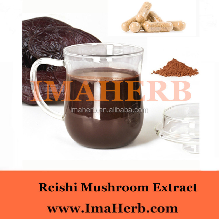 Buy Organic Red Reishi Mushroom Extract