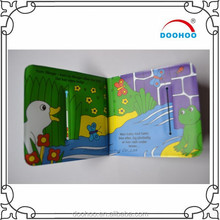 Swimming Book Waterproof Baby Soft Plastic Bath Books For Kids