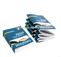 2018 cheap full color custom coffee table book printing,brochure/booklet/folded flyer/catalogue/magazine printingyer