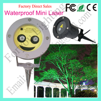FORYOU Factory Wedding Garden Christmas Tree Decoration IP65 Outdoor Waterproof Mini Laser Light Show 12V