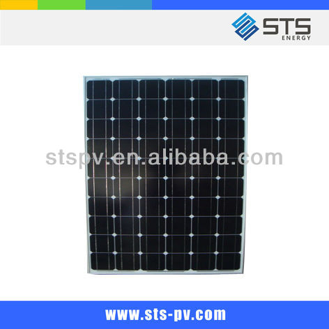 120W pv solar panel with hot sale