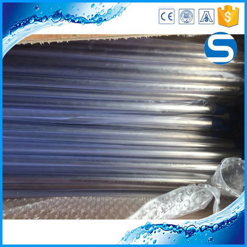ISO,CE,3A Certification 304 stainless steel tube 5mm thick