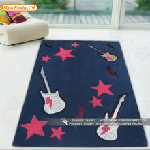 Musical Cartoon Kids Play Mats