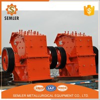 China Gold Supplier Easy Operation Impact Crusher
