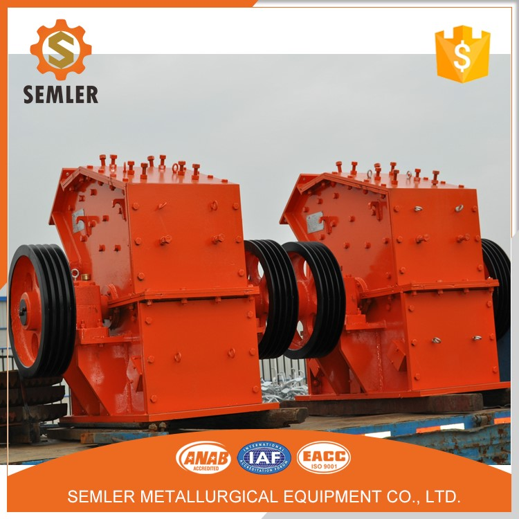 China Supplier Easy Operation Impact Crusher