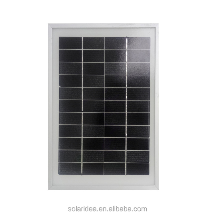 Top sell high efficiency green energy 6 volt solar panel