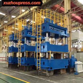 Y32 Metal Drawing Four Column Hydraulic Press
