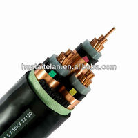 0.6/1KV VV cable 4x35mm2 Low Voltage electrical cable