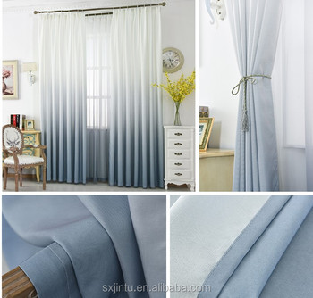 100%Polyester Curtain of home goods curtain