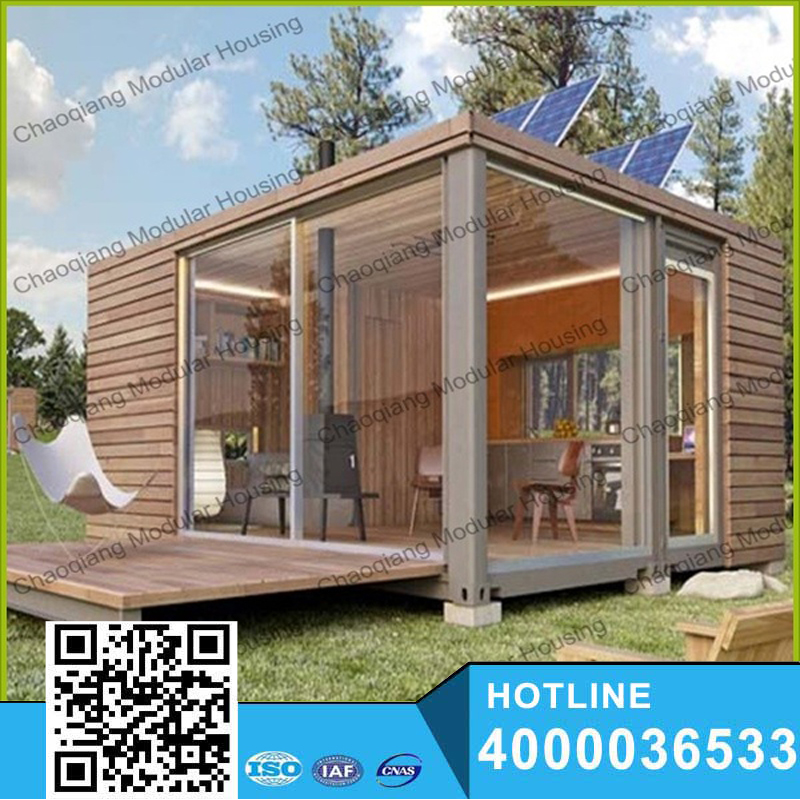 Popular 20feet Container Prefabricated wood house
