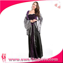 factory sale xxxl size halloween costumes china wholesale vampire ball gown costume