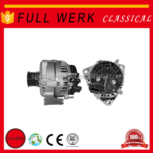 High quality FULL WERK 400 hz alternator generator 0124555002 car alternator for Bosch
