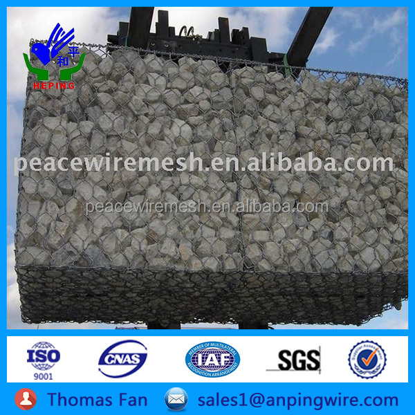 made in china 2015 alibaba good supplier anping manufacturer wire mesh gabiony cena, gabion baskets