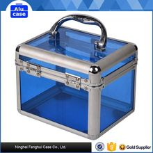 Top sale cheap price hot factory supply promotional handle cosmetic case