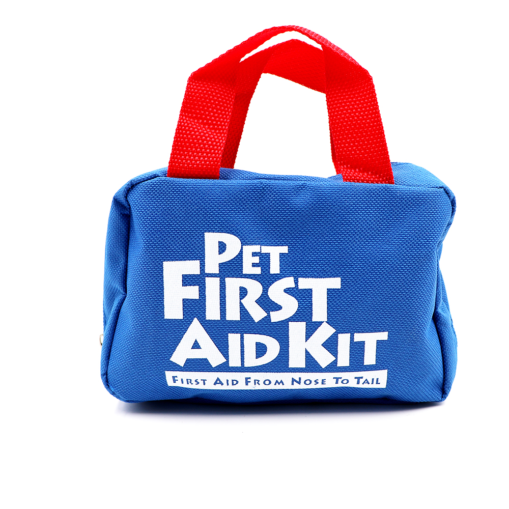 Canine friendly injuries medical emergency pet first aid kit disaster preparedness kit for animal