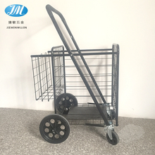 China supplier fashion shopping trolley cart for supermarket