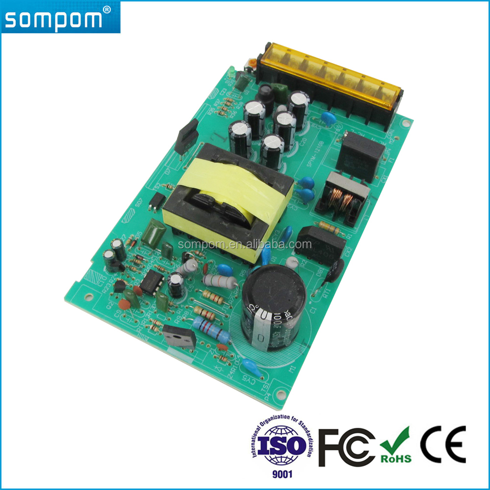 Open Frame PCB Board 100w 12v 8.5A Led Light Driver Switch Power Supply