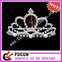 elegant princess tiara for girls