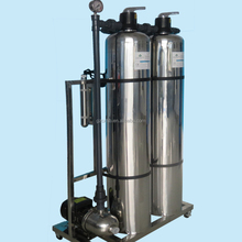 process of water purification process plant