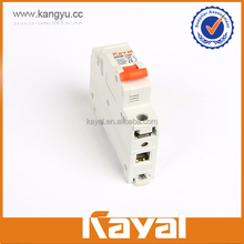 Low price OEM 230/400V AC miniature circuit breaker(mcb),mcb auxiliary contact