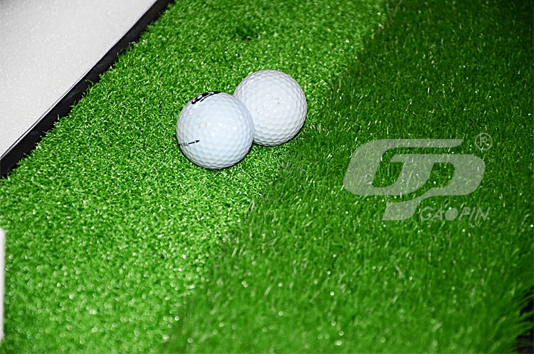 2016 Mini Golf Mat For Golf Hitting Training , China Manufacturer