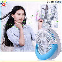 Factory low price rechargeable usb cooling fan for office/room/computer