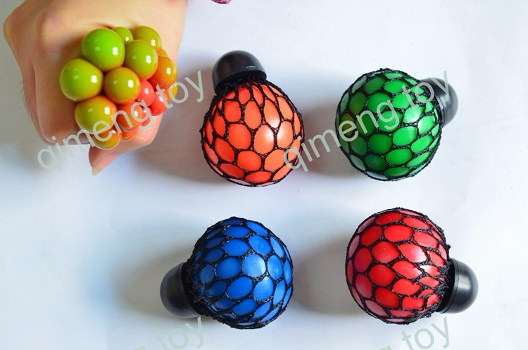 Custom Stress Relief Basket Ball Toys