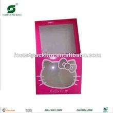 CHINA PAPER CARDBOARD GIFT BOXES CLEAR LID FP600799