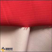 polyester pongee waterproof fabric laminated with white TPU film