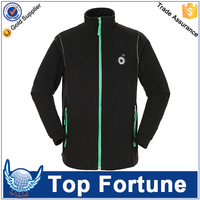 navy blue cardigan manufacturer fleece jacket customize logo,fleece jacket factory ,Fashion men polar fleece jackets