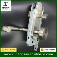 sliding door lock body 5572