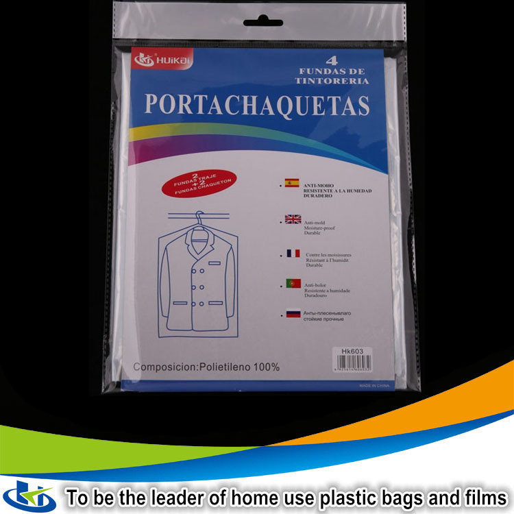 High quality chinese wholesale Plastic dry cleaning Clear Vinyl Cover/clear plastic menu covers