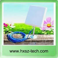 150Mbps 2.4GMZ Outdoor USB Wireless Adapter WiFi WLAN High Gain Antenna 10M Cable high power wifi adapter