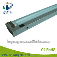 T5 indoor aluminium electronic wall lamp(with switch)