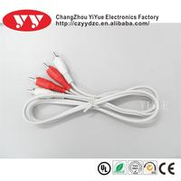RCA/BNC Cable to VGA/DVI to VGA Cable + USB With ISO9001