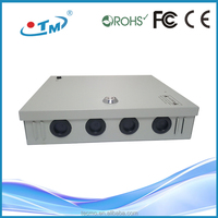 CCTV External Switching Power Supply Box 9 Channels 18 Channels CCTV Security Camera PTC Fuse
