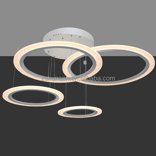 LED ceiling home decorative lighting