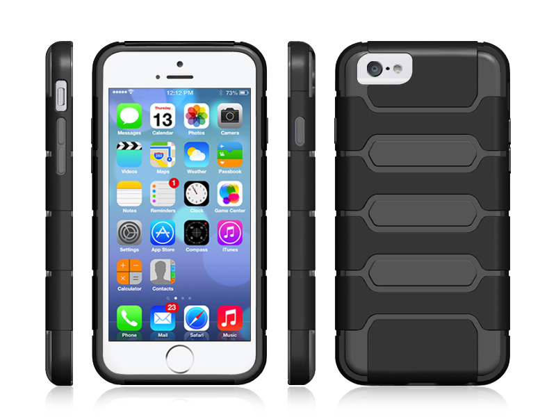 armor cover for apple iphone6, hard case for iphone 6