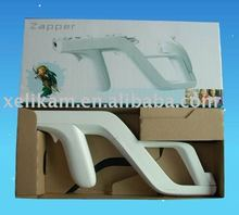Light gun zapper for Wii zapper light gun
