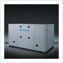 European standard geothermal heat pump water chiller with heating function