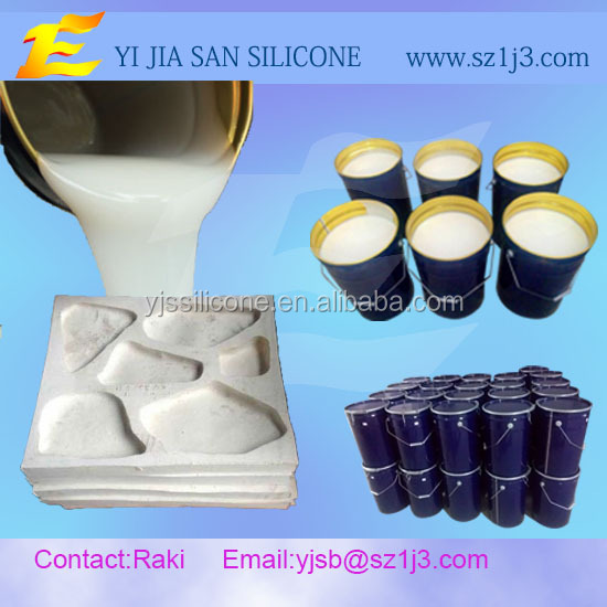 Urethan Silicone Rubber for diy concrete statues