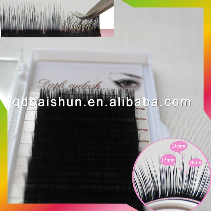 Knot Free Flare lash with Blink Lash Stylist & Care / Flare Lashes / Korean Best beauty channel eyelash extensions