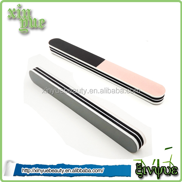 mini disposable buffer nail buffing 3 way nail buffer diamond deb nail files