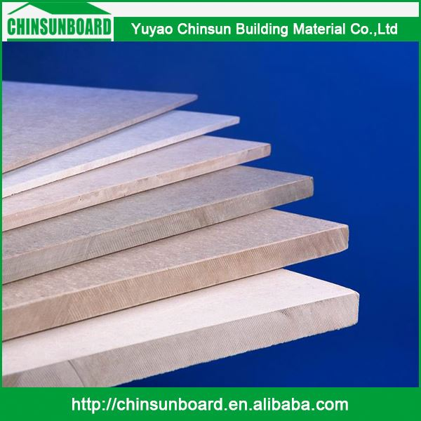 Eco-Friendly Wholesale Incombustibility Class A1 Fireproof Grc Board