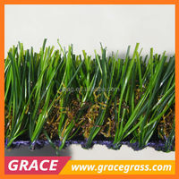 U shape durable Landscaping Playground Artificial Grass