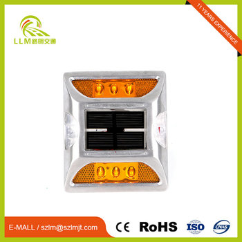 Widely used color optional solar powered led road studs