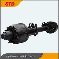Cheap and good quality trailer 13T axle